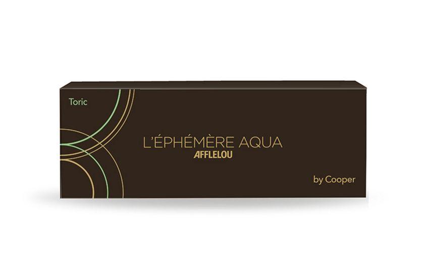 Lentillas L'EPHEMERE AQUA 1-DAY SILICONE TORIC - danio.store.product.image_view_face