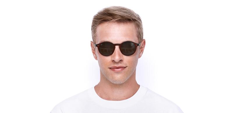 Óculos de sol LOIS RD vermelho/vermelho