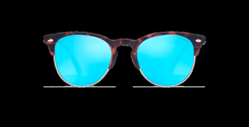 Gafas de sol hombre PIOVERA POLARIZED carey - vista de frente