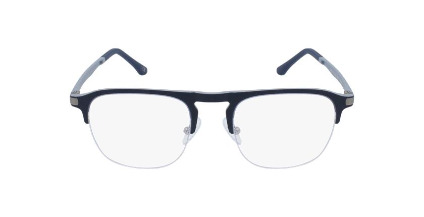 Óculos graduados homem MAGIC 57 BLUEBLOCK - BLOQUEIO LUZ AZUL azul/cinzento - Vista de frente