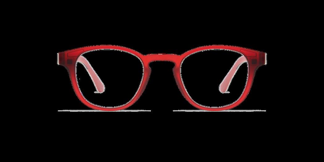 Lunettes de vue homme SMART 3 rouge