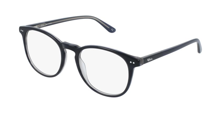 Óculos graduados homem FARES BL (TCHIN-TCHIN +1€) azul - vue de 3/4