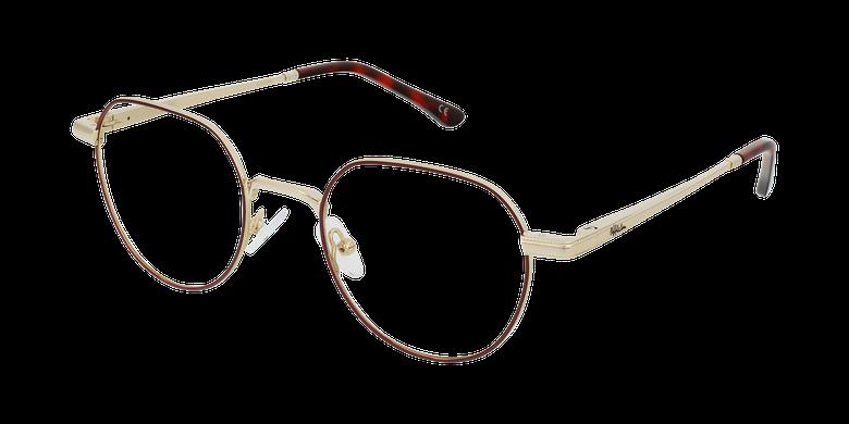 Óculos graduados MAGIC 95 BU vermelho/dourado