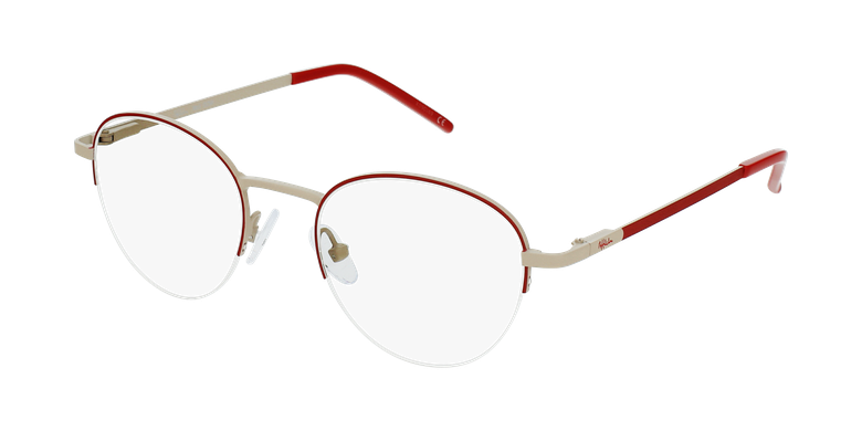Lunettes de vue femme DOMI rouge