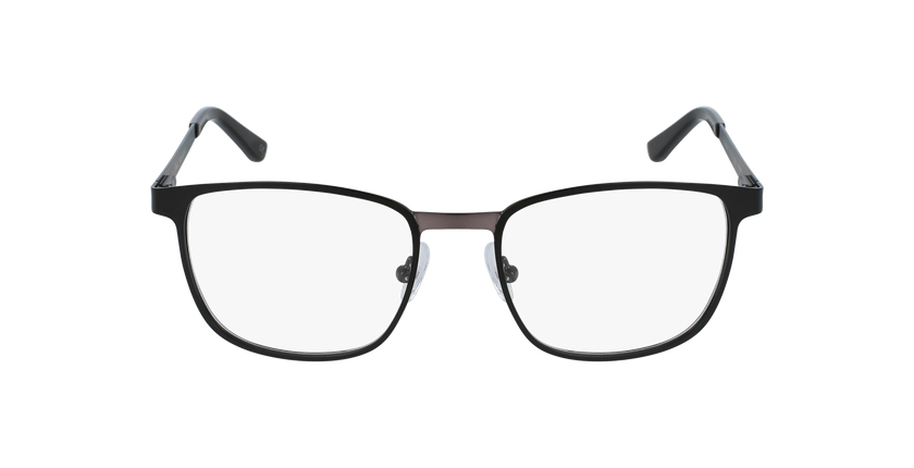 Óculos graduados homem Gildas bkgu (Tchin-Tchin +1€) preto/cinzento - Vista de frente