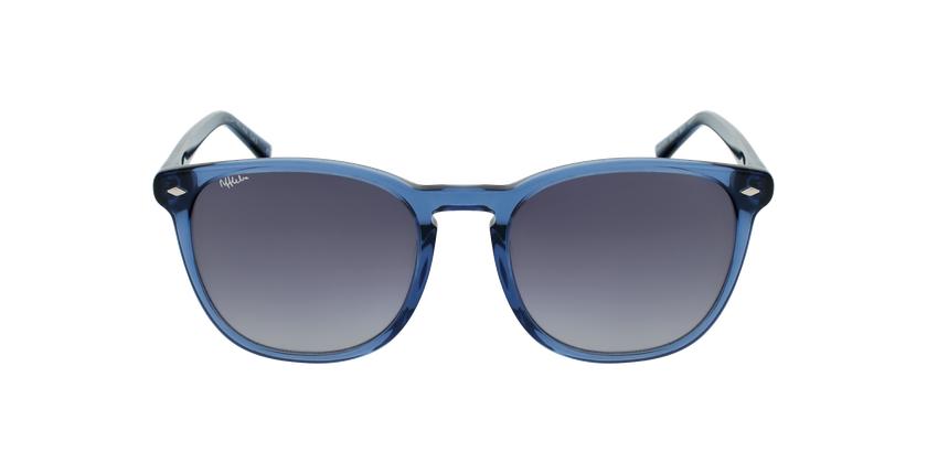 Óculos de sol JACK BL azul/branco - Vista de frente