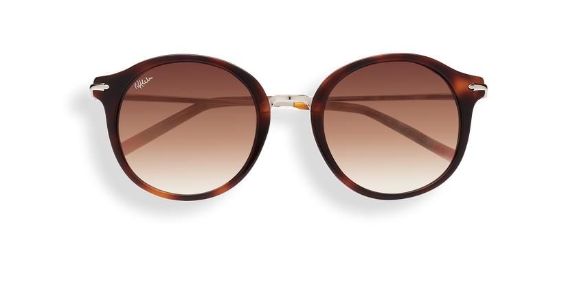 Gafas de sol mujer MINILIA carey/carey - Vista de frente