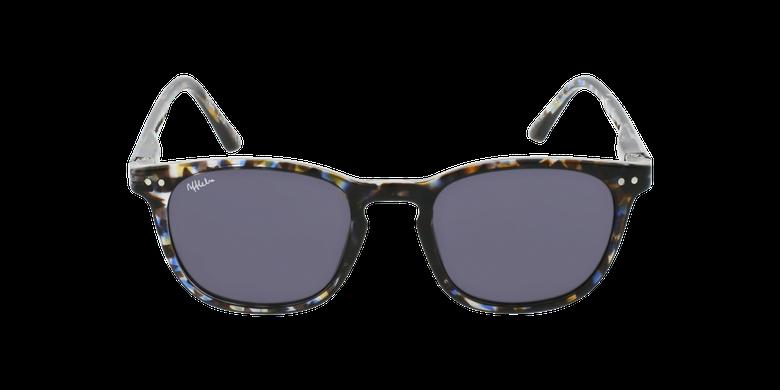 Óculos de sol criança VALME TOBL tartaruga/azulVista de frente