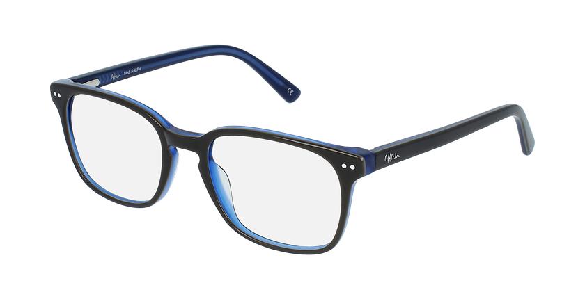 Óculos graduados criança Ralph gy (Tchin-Tchin +1€) cinzento/azul - vue de 3/4