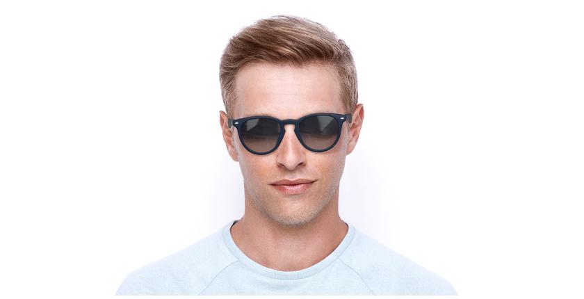Óculos de sol H2O BL azul - Vista de frente