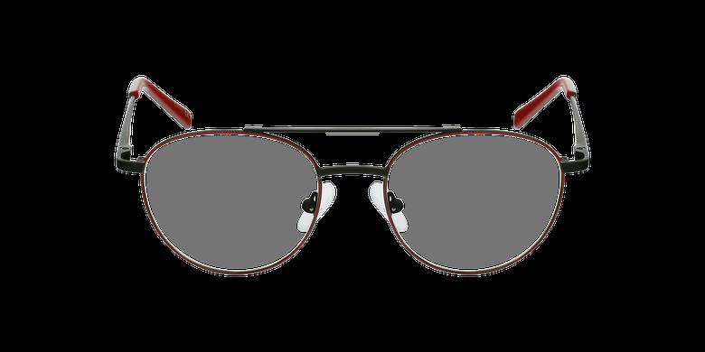 Óculos graduados criança NINO RDBK (TCHIN-TCHIN +1€) vermelho/preto