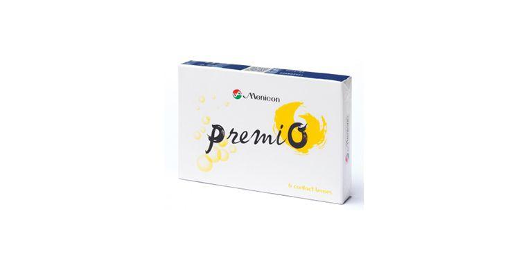 Lentilles de contact Menicon PremiO