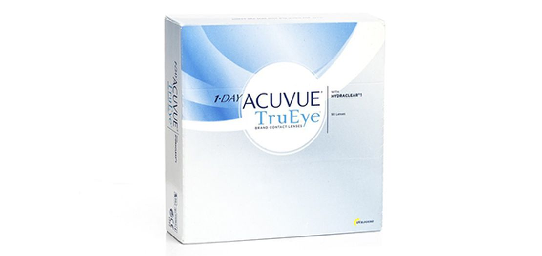 Lentilles de contact 1 Day Acuvue® TruEye 90L
