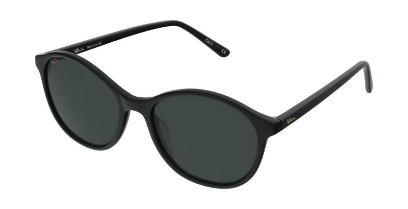 Óculos de sol senhora COLINE BK preto - vue de 3/4