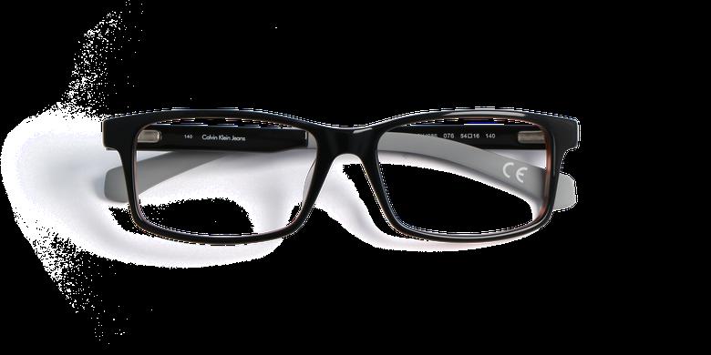 Óculos graduados homem CKJ986 castanho