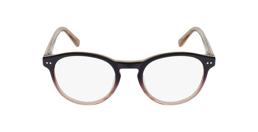 Óculos graduados criança LIV PU (TCHIN-TCHIN +1€) violeta - Vista de frente
