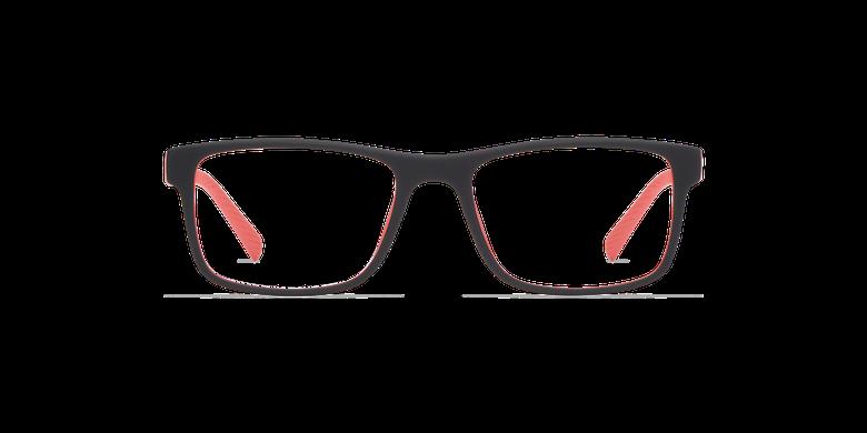 Lunettes de vue JUMP noir/rouge