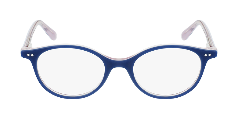 Óculos graduados criança CAPUCINE BL (TCHIN-TCHIN +1€) azul/rosa
