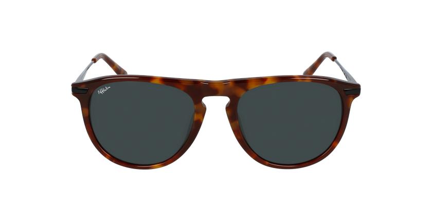 Óculos de sol homem Lyam to tartaruga  - Vista de frente