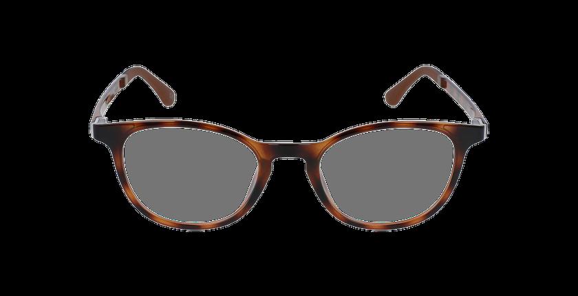 Gafas graduadas mujer SMART TONIC 18 carey/carey brillante - vista de frente