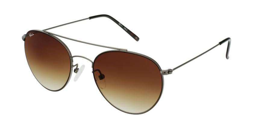 Óculos de sol MARENA GU metalizado - vue de 3/4