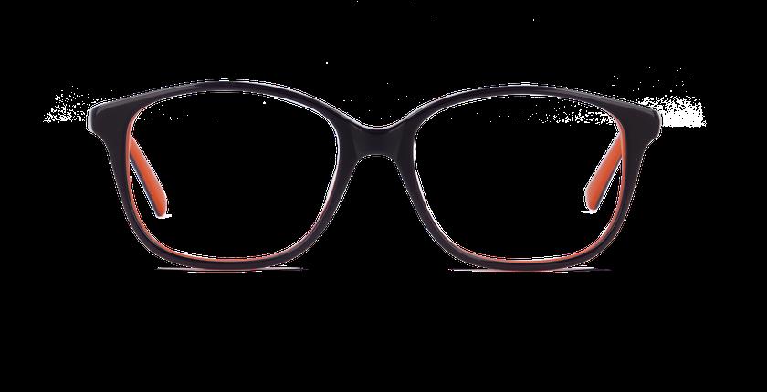 Gafas graduadas mujer AMBRE morado - vista de frente