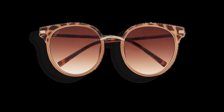 Óculos de sol senhora BARCELO (Tchin-Tchin +1€) tartaruga /castanho