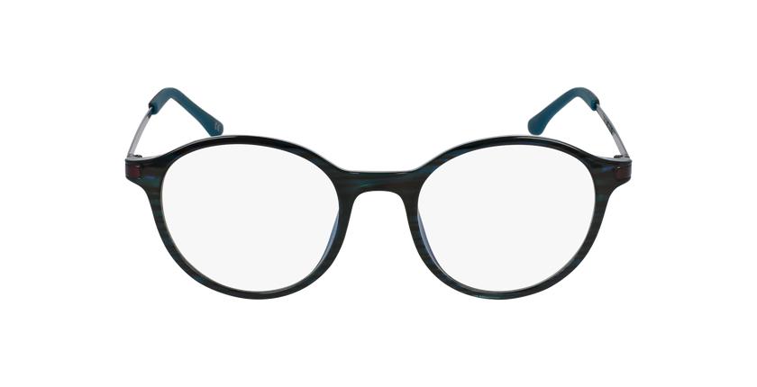 Óculos graduados senhora MAGIC 37 GR BLUEBLOCK - BLOQUEIO LUZ AZUL verde - Vista de frente
