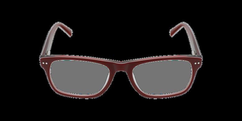 Óculos graduados criança TED RD (TCHIN-TCHIN +1€) vermelho/branco