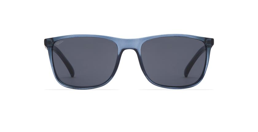 Óculos de sol homem NATAL BL azul - Vista de frente