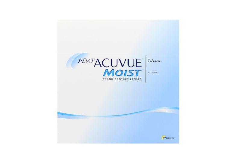 Lentilles de contact 1 Day Acuvue® Moist® 90L