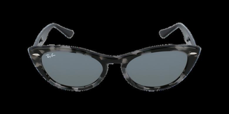 Lunettes de soleil femme 0RB4314N écaille/gris