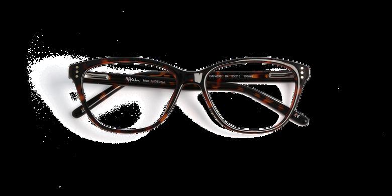 Óculos graduados senhora ANGELINA tartaruga