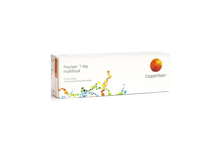 Lentilles de contact Proclear® 1day Multifocal 30L