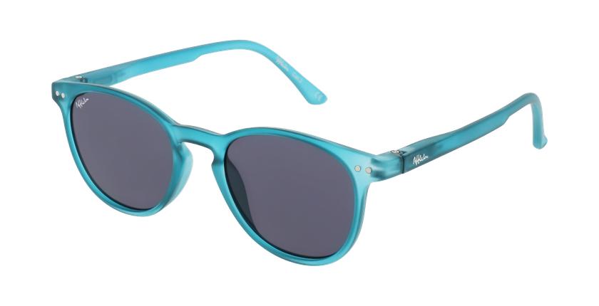Óculos de sol criança FELIZ BL azul - vue de 3/4