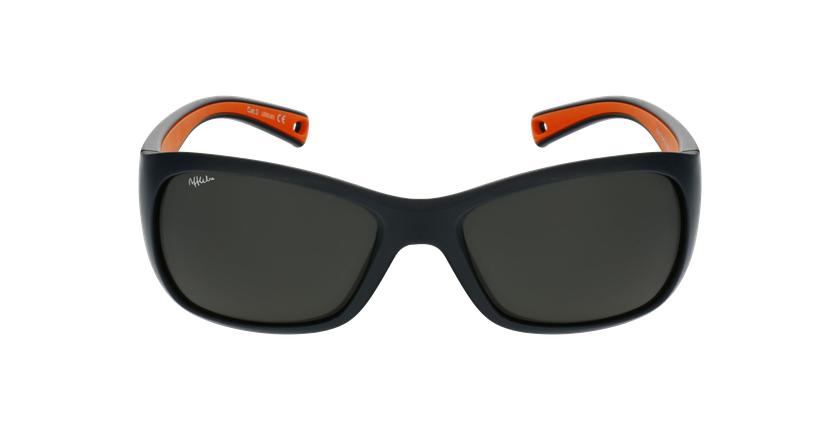 Óculos de sol criança THIAGO POLARIZED BL azul/laranja - Vista de frente