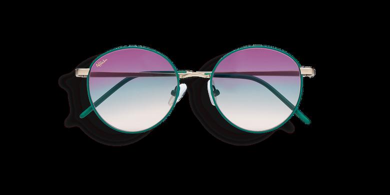 Óculos de sol senhora BEVERLY Verde verde