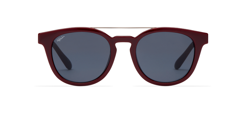 Gafas de sol niños ALIZOS rojo - vista de frente