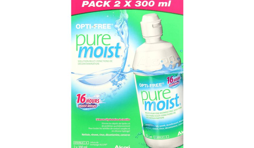 Opti-Free Puremoist 2x300ml
