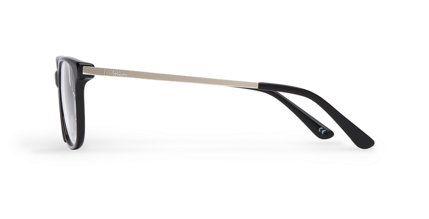 Lunettes de vue femme ELOISA noir - Vue de côté