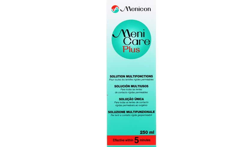 MeniCare Plus 250ml - vue de face