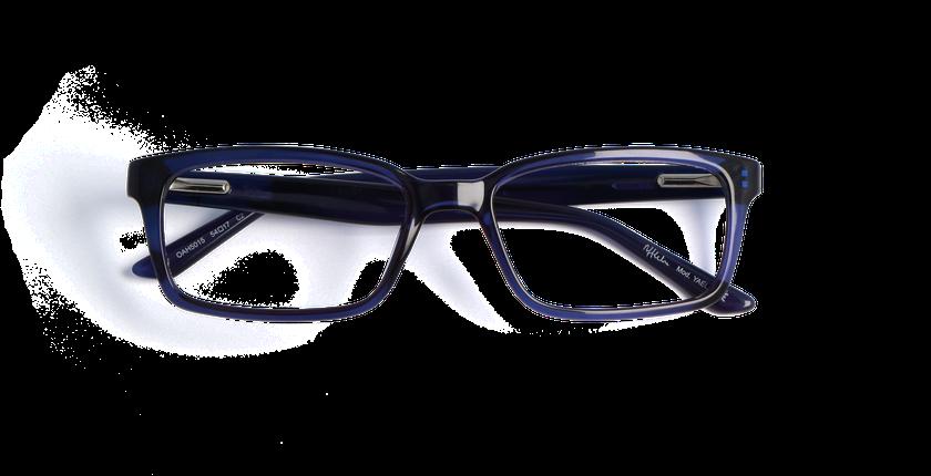 lunettes de vue yael bleu afflelou. Black Bedroom Furniture Sets. Home Design Ideas