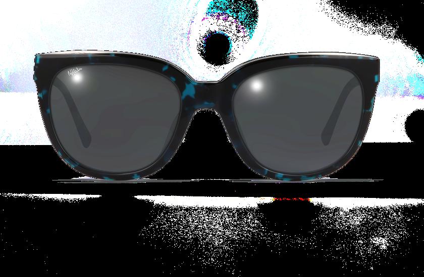 Gafas de sol mujer MYLENE carey/verde - danio.store.product.image_view_face