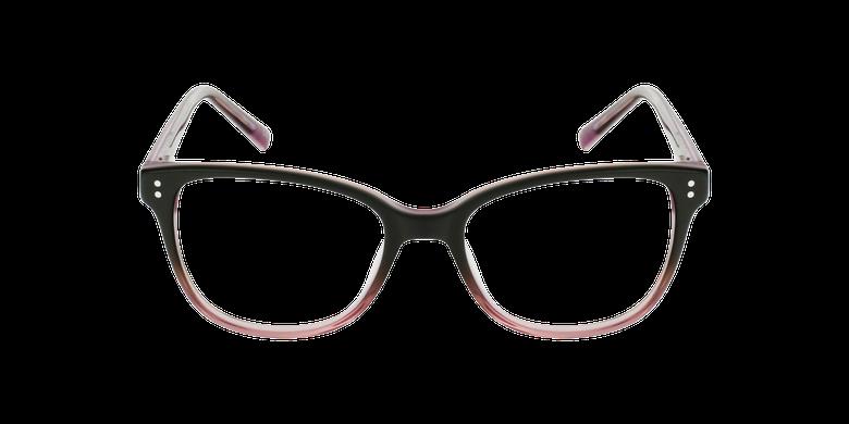 Lunettes de vue enfant CARLA noir/rouge