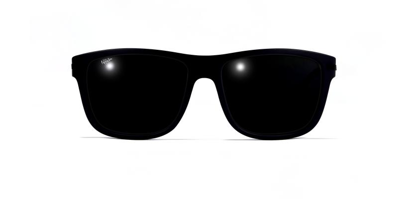 Óculos de sol homem DIEGO azul - Vista de frente