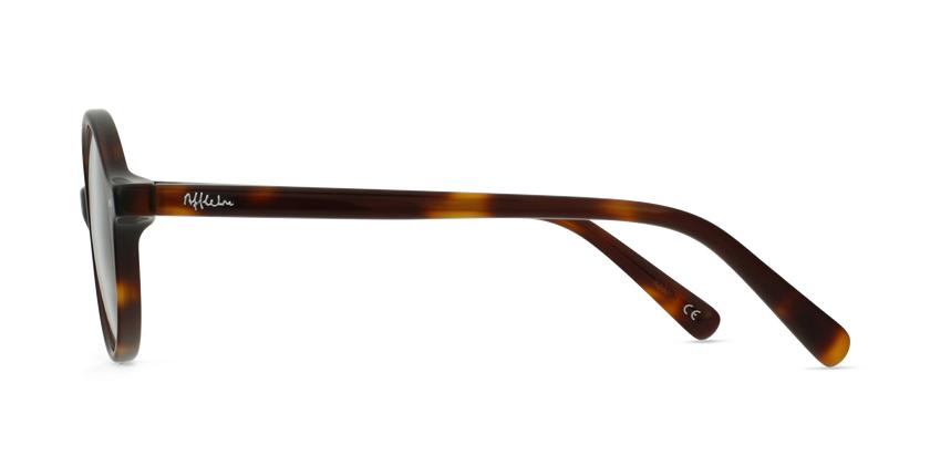 Óculos graduados criança HARRY TO (TCHIN-TCHIN +1€) tartaruga  - Vista lateral