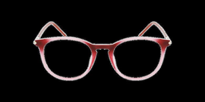 Lunettes de vue femme MAGIC 86 roseVue de face