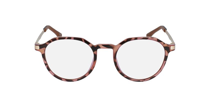 Óculos graduados senhora MAGIC 39 BLUEBLOCK - BLOQUEIO LUZ AZUL tartaruga /rosa - Vista de frente