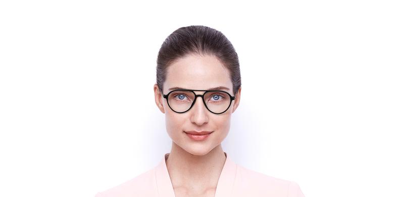 Óculos graduados MAGIC 75 BK preto/tartaruga
