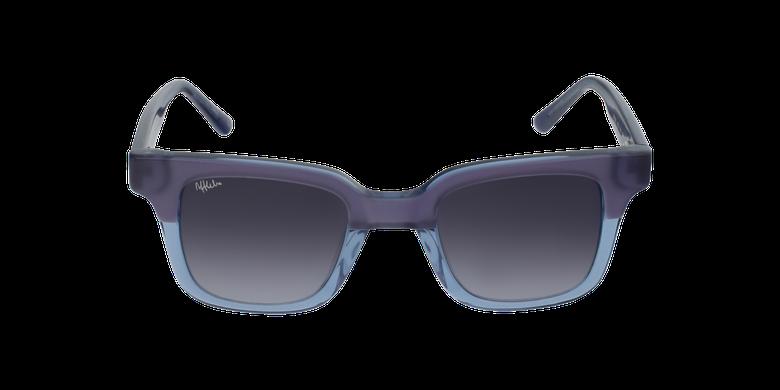 Lunettes de soleil femme KAREN violet/bleu